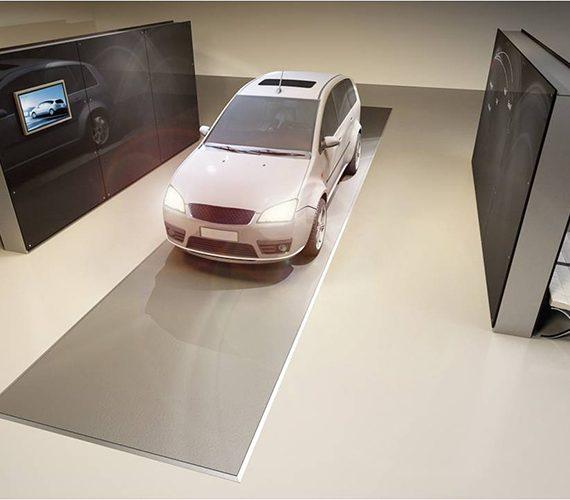 render installazione Ford S-MAX